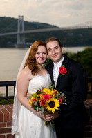 Poughkeepsie Bridge Wedding Picture