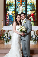 Sacred Heart Monroe Wedding Photographer