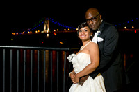 Mid Hudson Bridge Wedding Photo