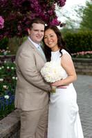 Orange County Arboretum Wedding Photos