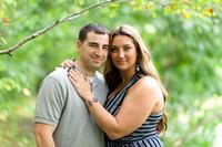 Hudson Valley Engagement Portraits