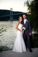 Mid Hudson Bridge Wedding Picture