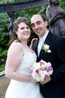 Villa Borghese Wedding Photograph