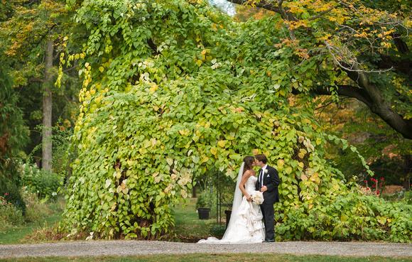 Locust Grove Poughkeepsie Wedding Photo