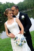 Twin Lakes Wedding Photo Kingston